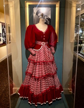 Ava Gardner Museum Showboat dress