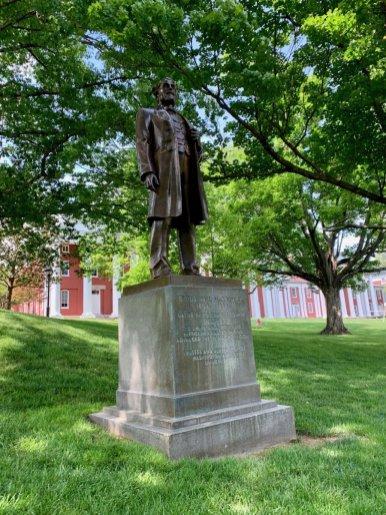 Cyrus McCormick Statue