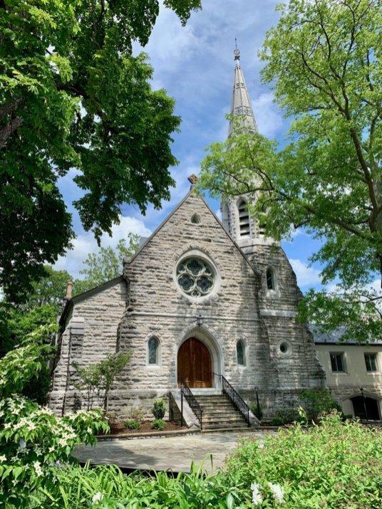 Grace Episcopal Church Lexington Virginia