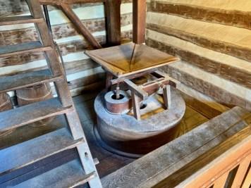 McCormick Farm Mill Hopper
