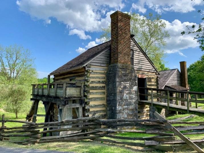 McCormick Farm Mill