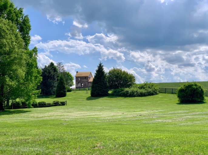 Wade's Mill Landscape