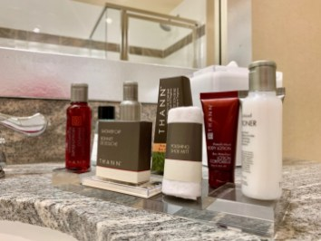 THANN toiletries