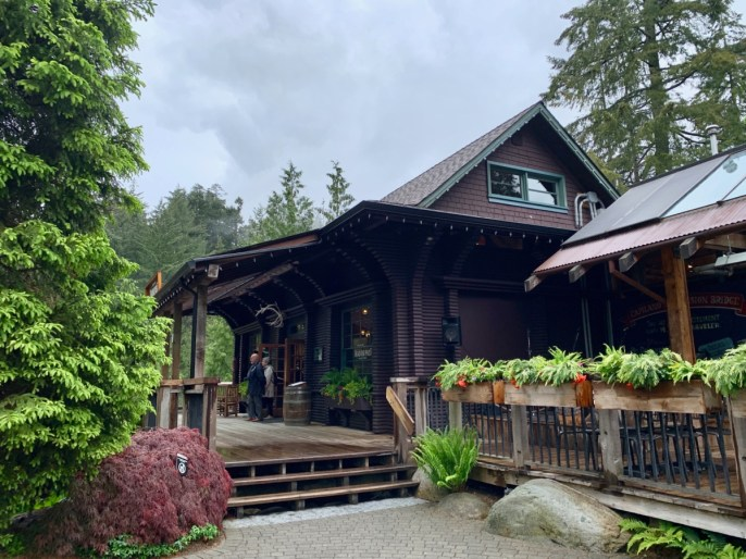 Trading Post at Capilano Suspension Bridge Park