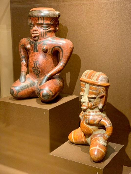 Female Shaman Effigies - 3 World-Class Atlanta Museums of History