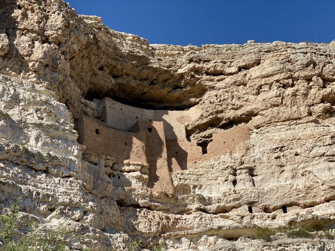 Montezuma Castle NM - Things to Do on a Drive from Phoenix to Flagstaff, Arizona