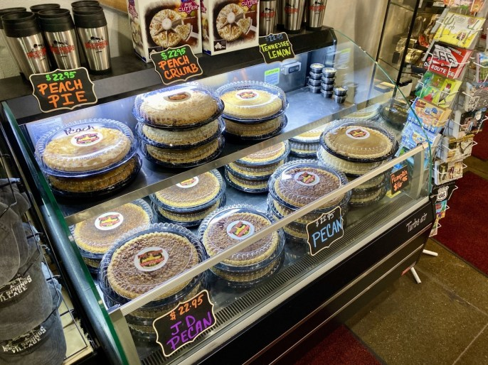 Rock Springs Cafe pies - Things to Do on a Drive from Phoenix to Flagstaff, Arizona