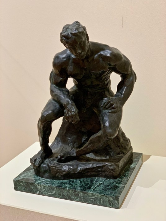 Rodin LAthlete - 18+ Outstanding Athens Georgia Attractions