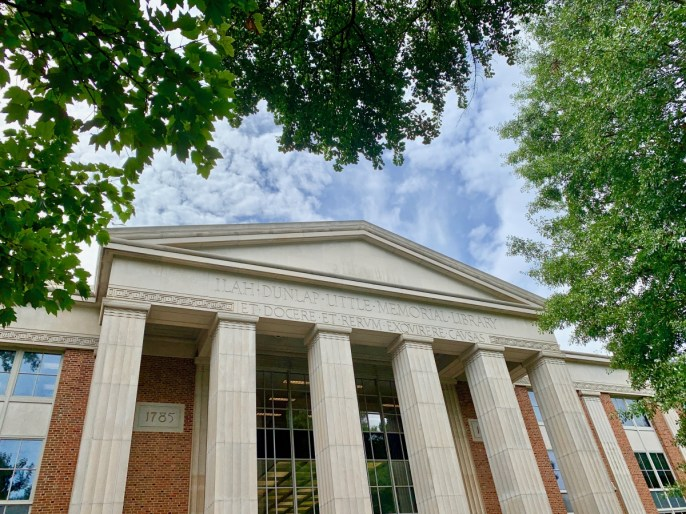 UGA Main Library - 18+ Outstanding Athens Georgia Attractions