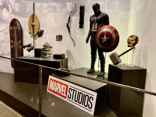 Marvel Studios Exhibit Georgia - A Visit to the Jimmy Carter Presidential Library and Museum
