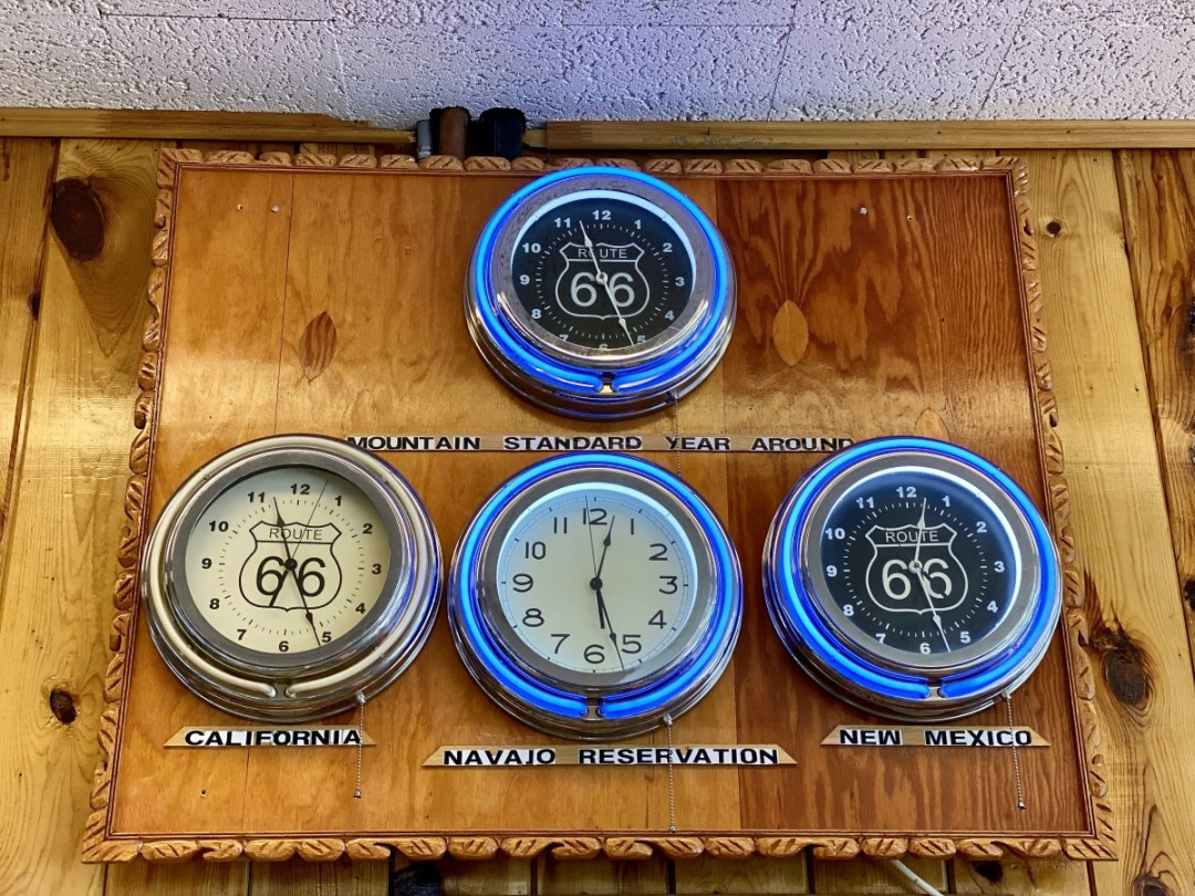 Arizona Time Zone Clocks - Design Your Own Arizona Road Trip Itinerary