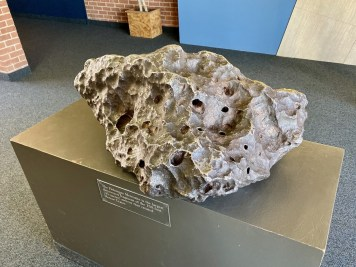 Holsinger Meteorite - Tons of Fun Things to Do in Winslow Arizona