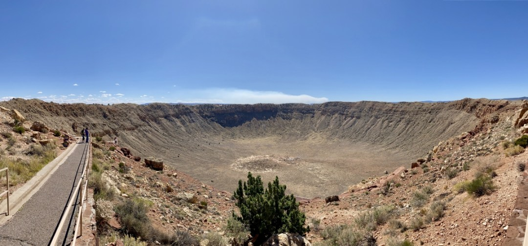 Meteor Crater - Tons of Fun Things to Do in Winslow Arizona