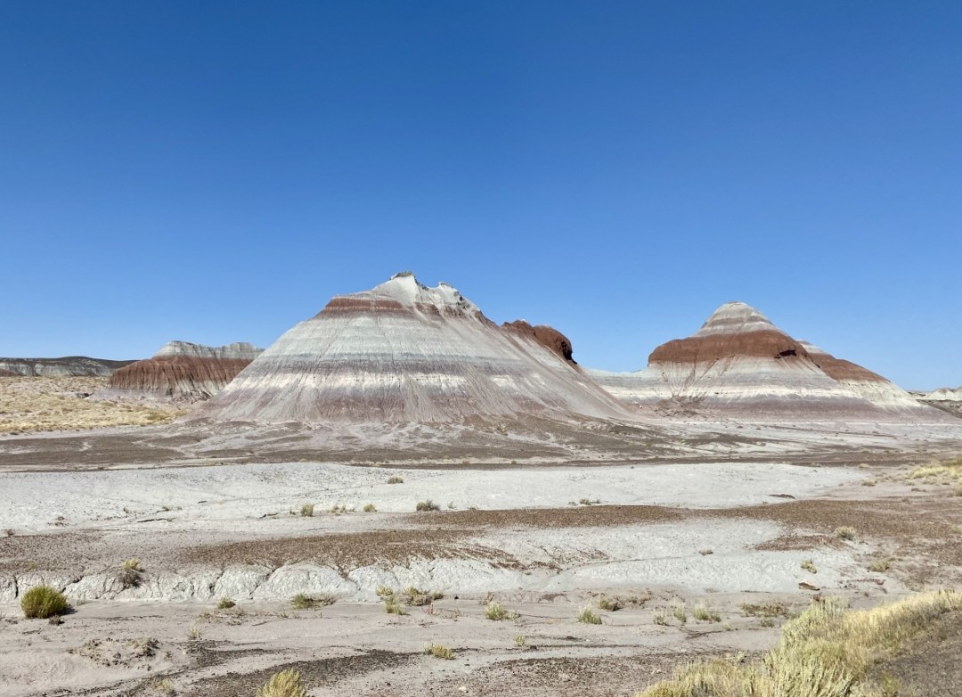 The Tepees - Drive the Painted Desert & Petrified Forest National Park