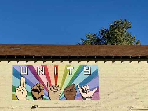 Unity Mural Flagstaff - Tour Flagstaff Attractions On Your Own