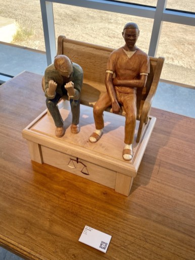 Arizona ACLU Inherently sculpture - Tons of Fun Things to Do in Winslow Arizona
