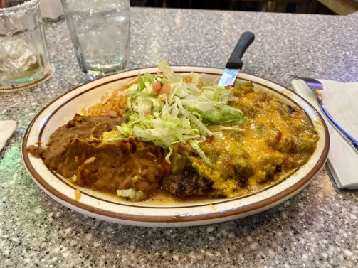Bojos Grill Mexican Steak Mitty - Tons of Fun Things to Do in Winslow Arizona