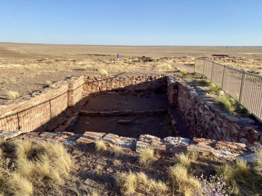 Homolovi SP kiva - Tons of Fun Things to Do in Winslow Arizona