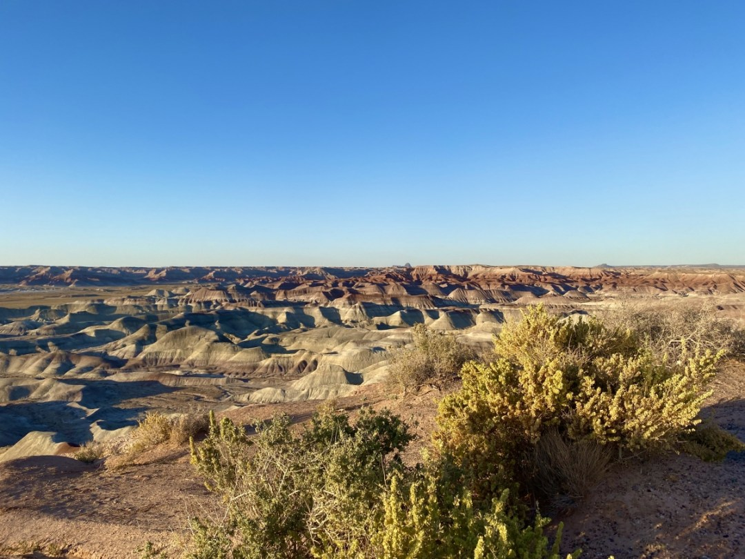 Little Painted Desert - Tons of Fun Things to Do in Winslow Arizona