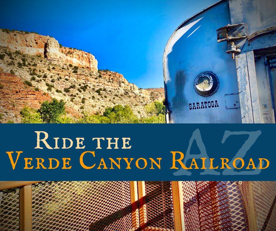 Verde Canyon Railroad featured - Backroad Blog