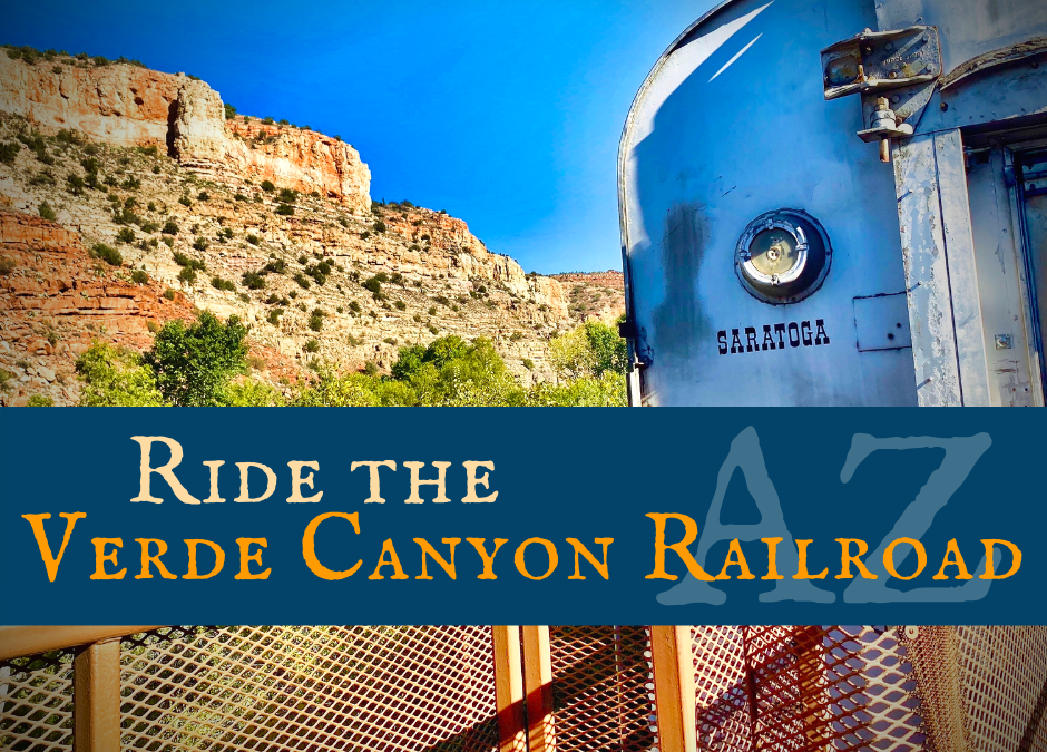 Ride Arizona's Verde Canyon Railroad