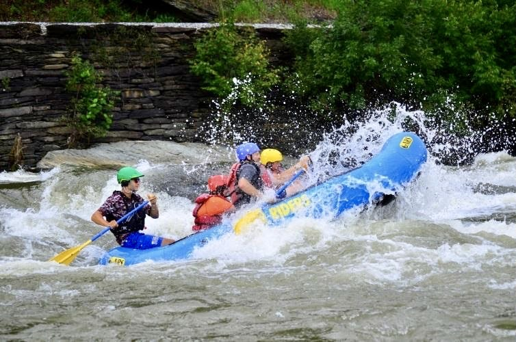 Harpers Ferry River Rafting - Things to Do in Harpers Ferry WV: History, Hikes & Whitewater