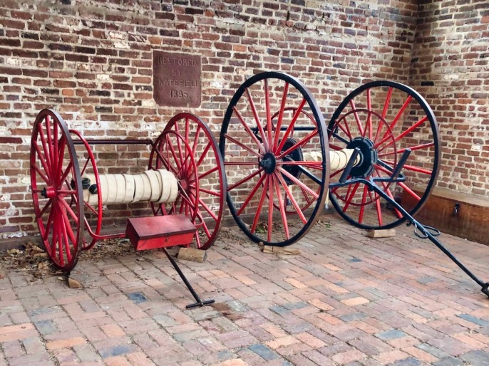 Inside John Browns Firehouse - Things to Do in Harpers Ferry WV: History, Hikes & Whitewater