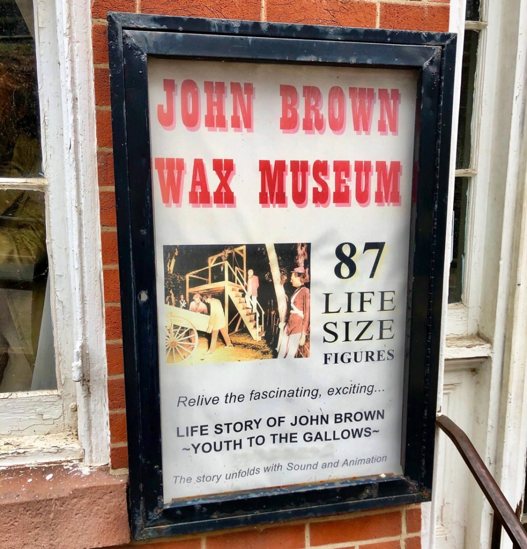 John Brown Wax Museum  - Things to Do in Harpers Ferry WV: History, Hikes & Whitewater
