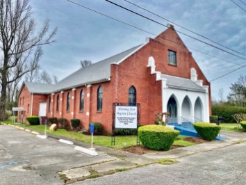 Morning Star Baptist Hattiesburg MS - Explore African American Heritage Sites in Hattiesburg MS