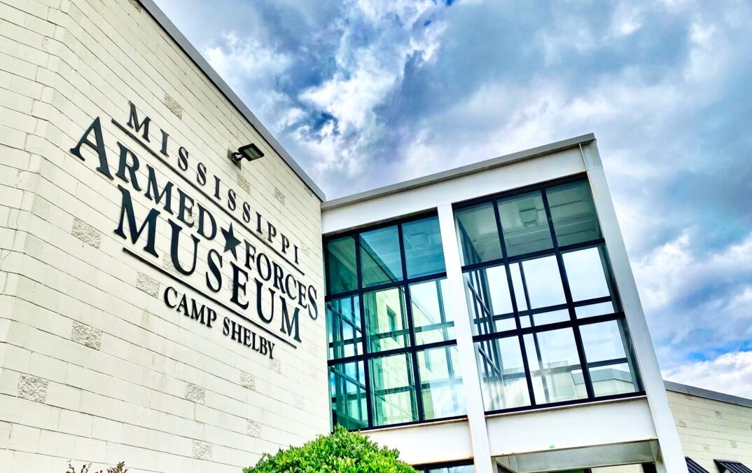 Visit the Mississippi Armed Forces Museum at Camp Shelby