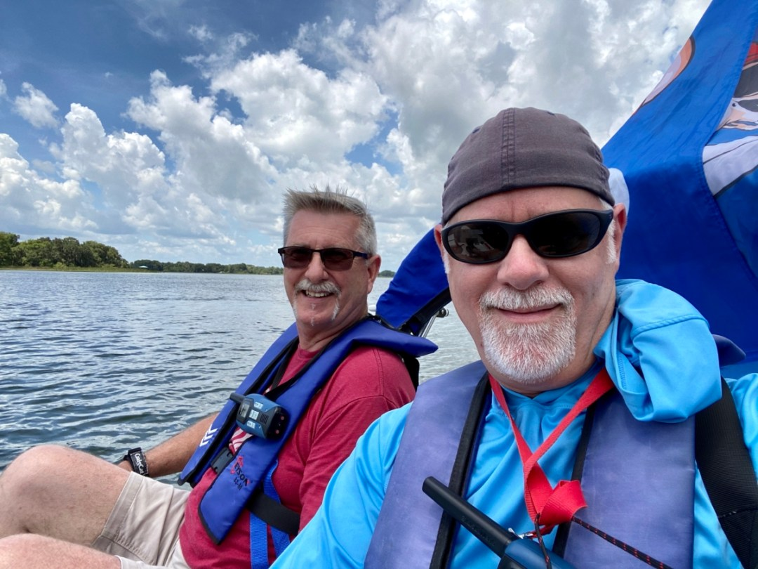 Howard Jerry CatBoat - Discover Lake County Florida Outdoor Adventures