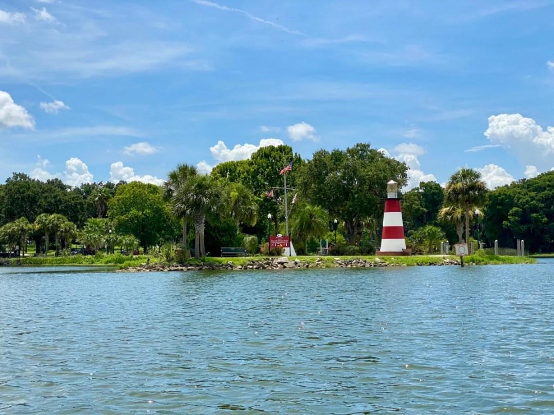 Mount Dora Lighthouse - Discover Lake County Florida Outdoor Adventures