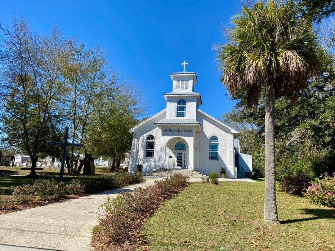 St. Rose de Lima Bay St. Louis MS - Discover Coastal Mississippi's African American Heritage