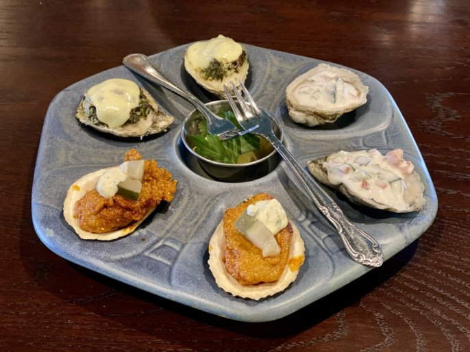 oysters many ways - 18 Favorite Mississippi Gulf Coast Restaurants