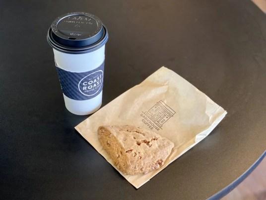 coffee and scone - 18 Favorite Mississippi Gulf Coast Restaurants