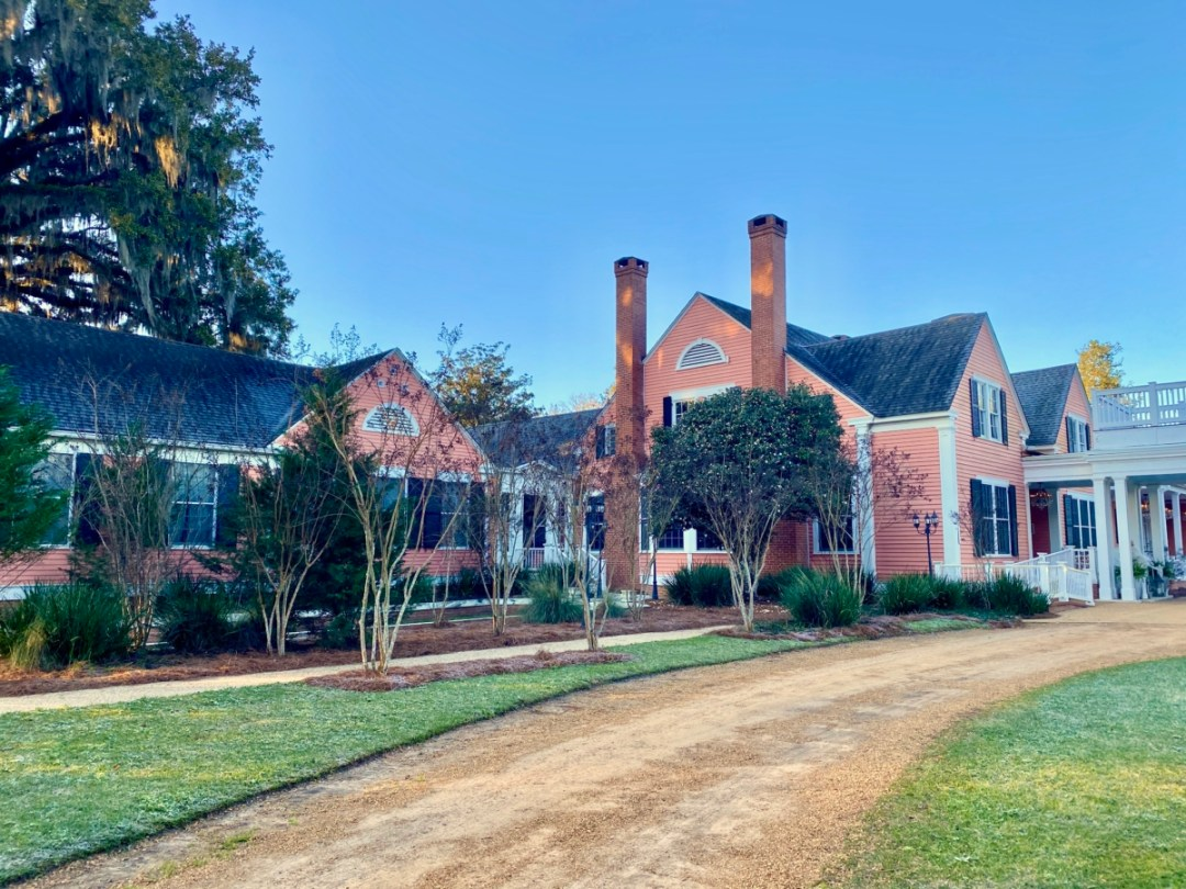 South Eden main house - Encounter Historic Quail Hunt Plantations in Thomasville GA