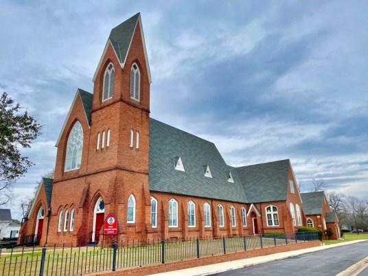 First Presbyterian Church Eufaula AL - Outdoor & Historical Things to Do in Eufaula Alabama