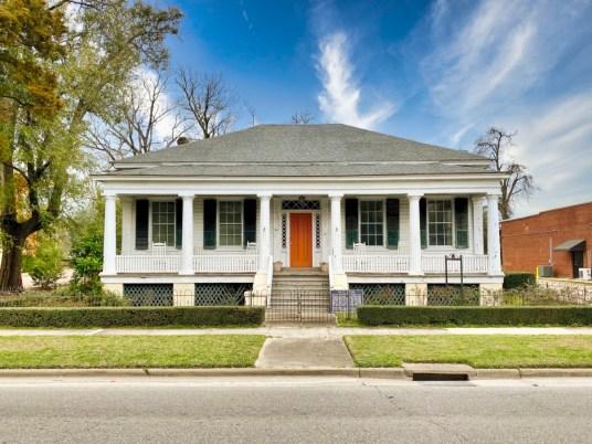 Hart House Eufaula AL - Outdoor & Historical Things to Do in Eufaula Alabama