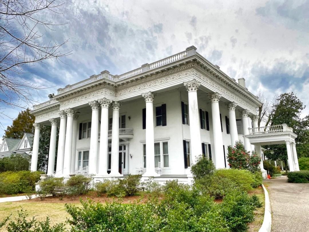 Shorter Mansion Eufaula AL - Outdoor & Historical Things to Do in Eufaula Alabama