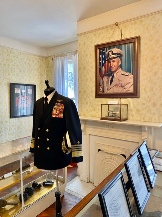 Shorter Mansion military room - Outdoor & Historical Things to Do in Eufaula Alabama