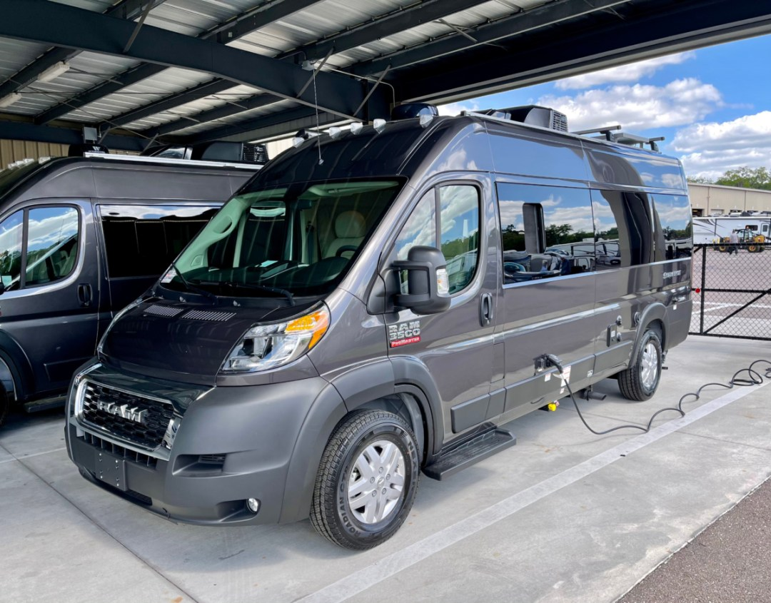 2021 Thor Sequence - A Guide for Buying a Camper Van: My Story & Lessons Learned