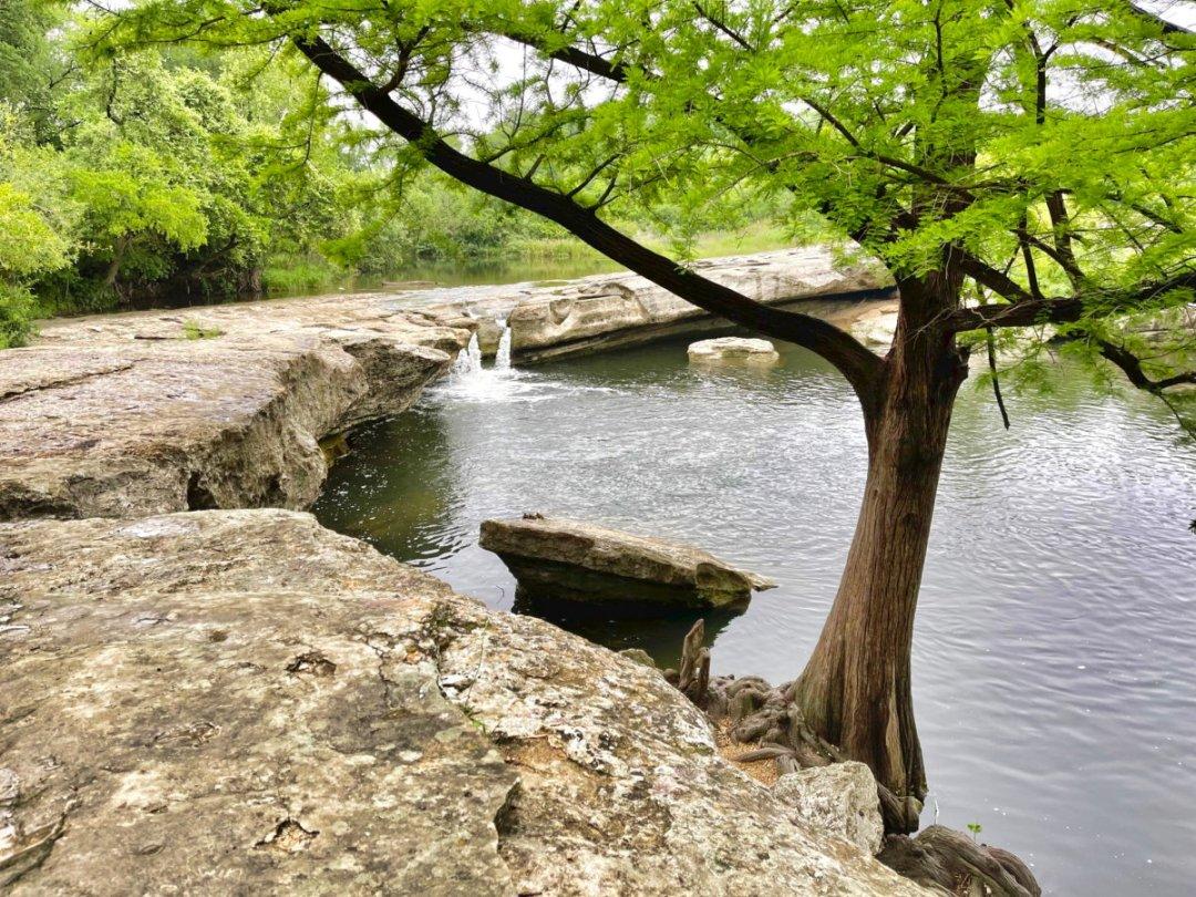 Upper McKinney Falls - Plan an Unforgettable McKinney Falls State Park Camping Trip