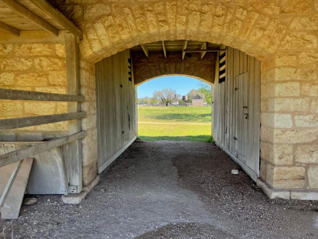 Bruckner Barn Johnson Settlement - Explore LBJ Ranch and the Texas Hill Country