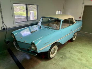 LBJ Amphicar - Explore LBJ Ranch and the Texas Hill Country