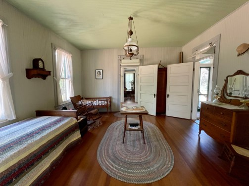 Sauer Beckmann interior - Explore LBJ Ranch and the Texas Hill Country