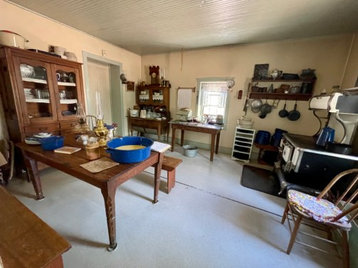 Sauer Beckmann kitchen - Explore LBJ Ranch and the Texas Hill Country