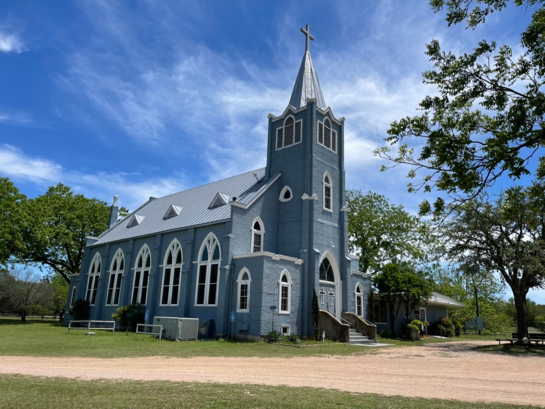 Trinity Lutheran Church - Explore LBJ Ranch and the Texas Hill Country