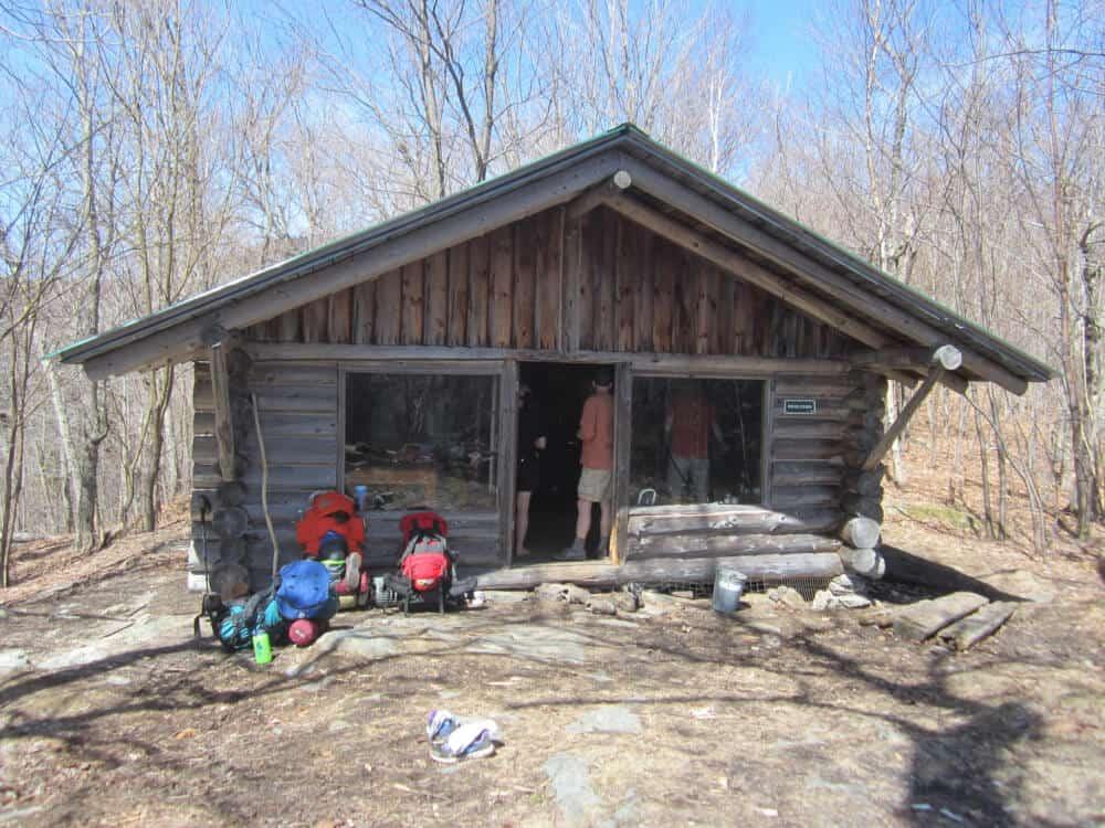 Ridge Cabin in Merck Forest