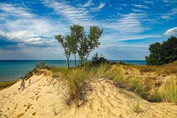Great Lakes Camping - Indiana Sand Dunes