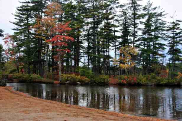 Fall camping spots to entice your outdoor dreams.
